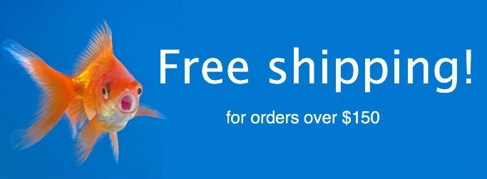 free shipping pond supplies