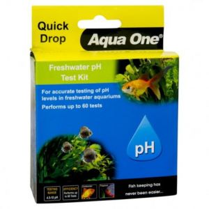 Aqua One pH Test Kit for Fish Ponds