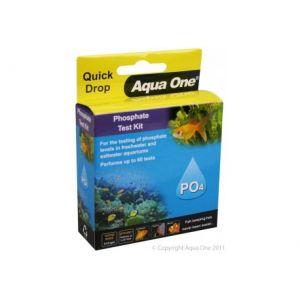 Aqua One Phosphate Test Kit for Fish Ponds