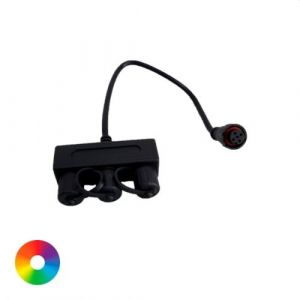 Aquascape 3-Way Color-Changing Splitter