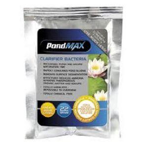 Pondmax Clarifier bacteria 22 grams for fish ponds