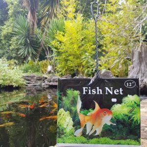 ponds and aquariums 30cm fish net