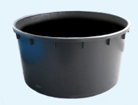 Plastic Round Heavy Duty Fish Pond