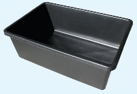 Plastic Rectangular Fish Pond