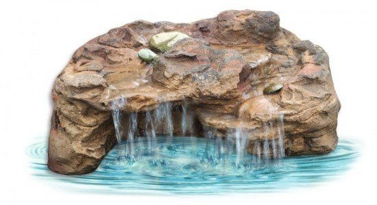 Universal Rocks Medium Rock Waterfall MW-011