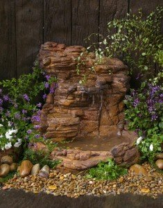 Universal Rocks Wall Waterfall Pond WWP-008
